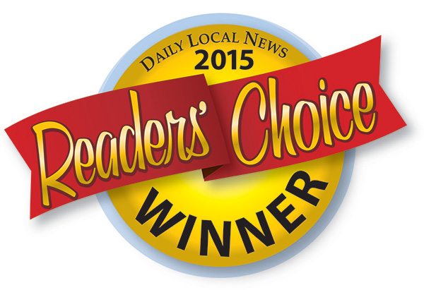 Daily Local News Readers Choice 2015